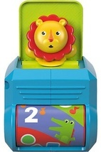 Интерактивный кубик Fisher-Price