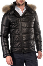 leather coat Gilman One