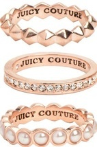 Кольца Juicy Couture YJRU8291/RGLD