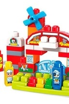 Конструктор Mega Bloks First Builders